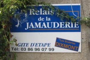 Relais de la Jamauderie